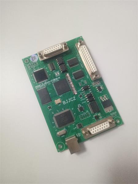 JCZ control card
